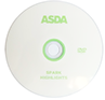 Text and Logo printed discs are available as a special offer.